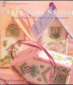 Gallery.ru / Фото #1 - 3D Cross Stitch - Tatiananik