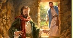 Livro dos Actos dos Apóstolos 10,34a.37-43.  Naqueles dias, Pedro tomou a palavra e disse:  «Vós sabeis o que aconteceu em toda a Judeia, ...