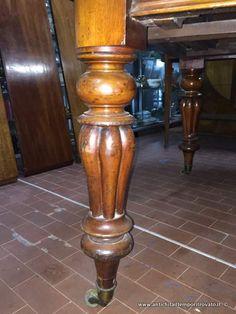 Mobili antichi - Tavoli allungabili - Antico tavolo Vittoriano ...