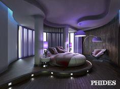Bedroom 2 | 3D Model Interior design modern luxury