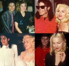 And finally, Madonna paid tribute to Michael Jackson, who would have turned 58…