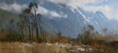 PAINTING GALLERY - John Crump, Painter in Paradise