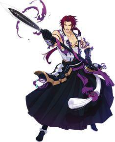 Character Concept, Character Art, Character Design, Japanese Characters, Anime Characters, Samurai, Chibi, Touken Ranbu Characters, Tribal Warrior