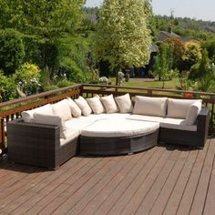 Garden Sheds Homebase habitat maui deckchair - patterned | garden furniture 2015