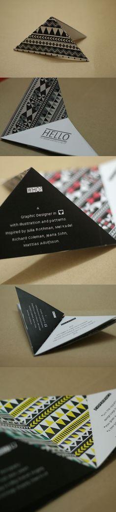 50 Creative Resume Designs of Year 2014 - Graphic Files Gfx Design, Layout Design, Print Design, Cv Inspiration, Graphic Design Inspiration, Graphic Design Resume, Brochure Design, Illustrator Design, Cv Original
