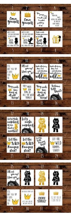 9 where the wild things are party ideas