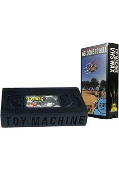 Toy-Machine Wax-V.H.S - titus-shop.com  #Skatewax #Skateboard #titus #titusskateshop