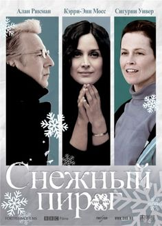 Snow Cake Movie Poster ( of Movies To Watch, Good Movies, Carrie Anne Moss, See Movie, Film Books, Thing 1, Movie Collection, Cinematography, Filmmaking