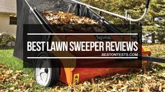 Best Lawn Sweeper Reviews 2017 – Expert Recommendations Included
