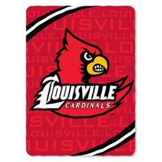 Louisville Cardinals 66x90 Fleece Throw $34.99 http://www.fansedge.com/Louisville-Cardinals-66x90-Fleece-Throw-_1228944856_PD.html?social=pinterest_pfid23-36137