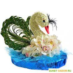 Gallery.ru / Фото #160 - игрушки из живых цветов - semynova