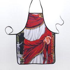Funny Apron Greek man style sleeveless apron 56*72cm free shipping