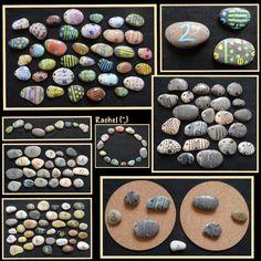 """Homemade fish stones from Rachel ("""",)"""