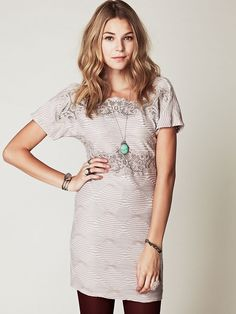 love this free people dress!