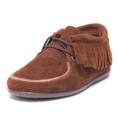 Bottines Enfants a franges - Magasin de Chaussure Infantile Pisamonas