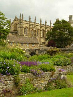 Christ Church College, Oxford (in June)