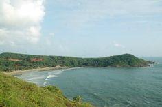 Gokarna Beach in Karnataka, India