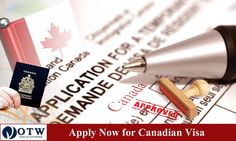 NEED A VISA FOR CANADA? HERE'S WHAT YOU NEED TO DO Visa Canada, Work Visa, How To Apply