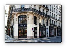 #Sephora #Paris