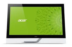 Acer wprowadził do swojej oferty nowe monitory dotykowe z serii T2. Seria T2 kierowana jest do artystów grafików, profesjonalistów oraz użytkowników ceniących dobre wzornictwo.   Ze względu na 10-punktowy panel multidotykowy monitory T2 mogą być obsługiwane przez kilku użytkowników na raz.
