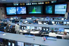 NASA control room 2017