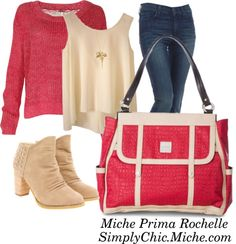 """""""Miche Prima Rochelle"""" by miche-kat on Polyvore  http://www.simplychicforyou.com/"""
