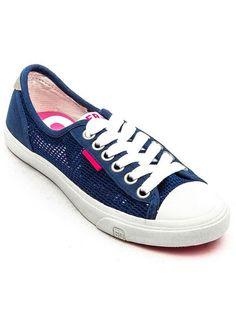 zapatillas de rejilla SUPERDRY