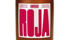 Ambar Lámbica cerveza roja de cereza ácida en edición limitada. Este es el último lanzamiento de la cervecera Ámbar que trae un diseño de envase clásico.