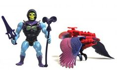 Battle Armor Skeletor & Screeech