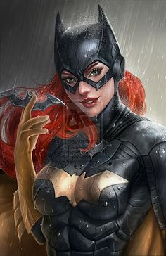 Batgirl1 by inermonster on DeviantArt