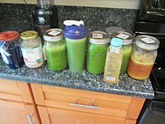 DIY Juice Cleanse Recipes : How I lost 4 pounds in 4 days!