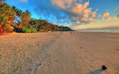 Australia, Port Douglas - Four Mile Beach.... really is the best beach in the world...