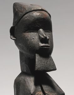 Teke Power Figure with Hermaphroditic Features, Democratic Republic of the Congo   lot   Sotheby's