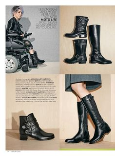 Nordstrom Features Disabled Models in its July Catalogue