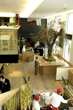 Vapiano Stuttgart, Germany...Hubby and I LOVE this place!!! Closet thing to real Italia food in GERMANY!