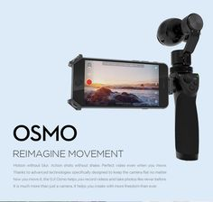 699.00$  Watch now - http://alifol.worldwells.pw/go.php?t=32536898742 - Dji Osmo genggam 4 K kamera dan 3-Axis Gimbal Phantom 3 baru melepaskan panas dalam stok pengiriman gratis