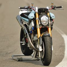 "Ducati Multistrada ""Biuta"""