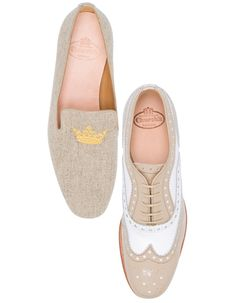 Spring-Summer 2012 Womens Church's #gorgeous! #anyday! These would be great with anything! Comfort is hot!