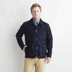Service Chore Coat No. I | Knickerbocker Manufacturing Company ...