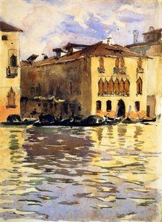 ART & ARTISTS: John Singer Sargent - part 3
