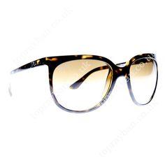 Ray Ban RB4126 710/51 Graduated brown 19mm Acetate (Plastic) Frame Womens Sunglass New Ray Ban Sunglasses, Stylish Sunglasses, Cat Eye Sunglasses, Sunglasses Women, Ray Ban Sale, Ray Ban Outlet, Discount Ray Bans, Cheap Ray Bans, Michael Kors Bag