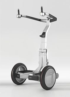 CrickIT is an electrical vehicle and an alternative mode of long-distance transportation. It is designed to operate in cities where means of transportation are not as convenient. Unicycle, Industrial Design Sketch, Red Dot Design, Machine Design, Electric Scooter, Mobile Design, Cars And Motorcycles, Transportation, Vehicles