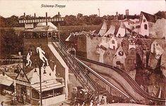 Lunapark Shimmytreppe 1904