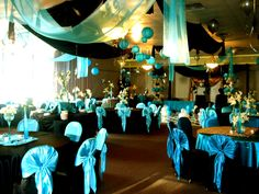 I like the blue chair covers... could just use that to cover back of chair