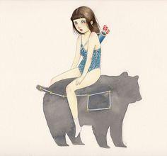 Little Bear by Devon Smith