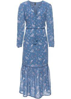 Długa sukienka boho Długa sukienka w • 129.99 zł • bonprix