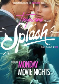 Movie Night - Every Monday at The Hollywood Roosevelt