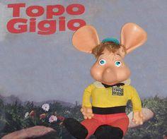 """1963 AC 12"""" Maria Perego Topo Gigio"""