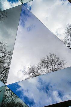 Olafur Eliasson. Den trekantede himmel. KUNSTEN Museum of Modern Art Aalborg, Denmark 2013