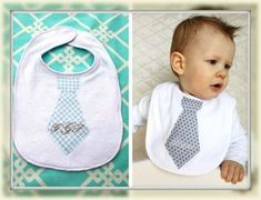 Items similar to Baby Boy Personalized Tie Bib. Newborn Coming Home Outfit, Birthday Gift, Cake Smash Photograph Prop, Plaid Argyle Seersucker Easter Spring on Etsy Thanksgiving and Christmas Dinner in Style, or handsome Photograph Prop. Any Tie Bib. Baby Outfits For Boys, Baby Boys, Baby Boy Gifts, Birthday Gifts For Boys, Baby Boy Birthday, Newborn Coming Home Outfit, Easy Baby Blanket, Baby Sewing Projects, Personalized Baby Gifts